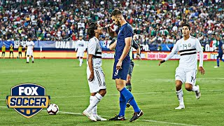 USA vs Mexico rivalry is the best in International Soccer | ALEXI LALAS