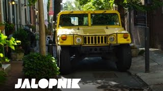 What Happens When You Use A Hummer H1 Like A Smart Car - Truck Yeah!