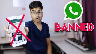 WhatsApp Banned In India News In Hindi | Indian Government Ban WhatsApp