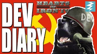 SHARED FOCUS TREES? COMMIE CHINA Dev Diary - Hearts of Iron 4 HOI4 Paradox Interactive