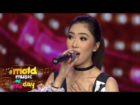 Isyana Sarasvati 'Cinta Pertama'  MOTD  14 November 2016