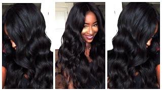 LIT! Brazilian Body wave- MS HERE hair (Aliexpress) 1 MONTH REVIEW