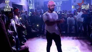 Shubhankar Gawade - Krump Judge Showcase at KNP-78 Funk Circle Vol 2 2018