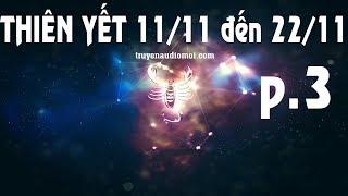 Tất Tần Tật về BỌ CẠP-THIÊN YẾT qua các Ngày Sinh - Phần 3 ( 11/11 đến 22/11 )
