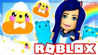 WE FOUND THE CUTEST BOY ON ROBLOX! TAKE MY CANDY!! Roblox LIVE!