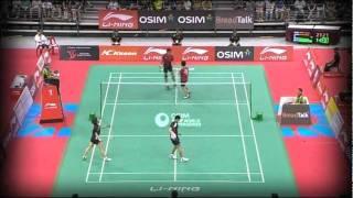 Highlights - 2011 OSIM BWF World Superseries - Episode 4 - Li-Ning Singapore Open