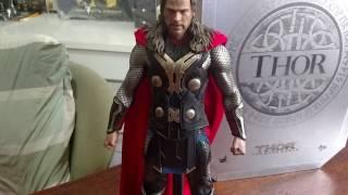 Thor Dark World - Hot Toys 1/6 - Unboxing