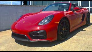 2016 Porsche Boxster GTS Review