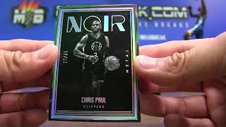 8/22 - 2016-17 Panini NBA Noir 4 Box Case Break PYT #7