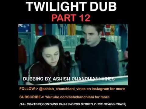 Twilight funny  dub in hindi