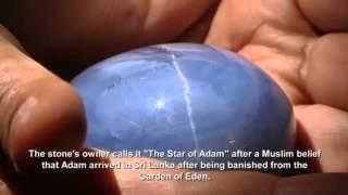 World's largest blue sapphire found in Sri Lanka - Video