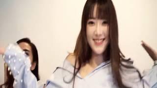 Artis Korea Ini Joged dan Nyanyi Dangdut Anyong Dance