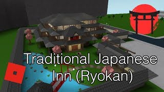 Welcome to Bloxburg: Traditional Japanese Inn | House Tour