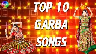 Top 10 Navratri Garba Gujarati Non stop - Fast Garba Songs  Gujarati Garba Songs 2016