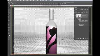 Creating 3D Shapes in Photoshop