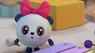 Малышарики - Пикалки - серия 85 - обучающие мультфильмы для малышей 0-4 - ходим