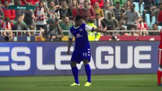 PS4 PES 2017 Gameplay Horoya AC vs Supersport United HD