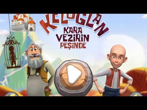 TRT Çocuk-Keloğlan Karavezir'in Peşinde-Oyun Tanıtımı