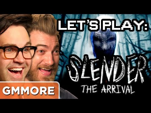 Let s Play Slender The Arrival