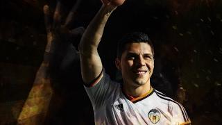 Enzo Pérez    Skills, Assists, Goals    Valencia C.F    2017 HD