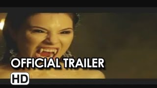 Fright Night 2: New Blood Official Trailer #1 (2013) -  Will Payne, Jaime Murray Movie HD