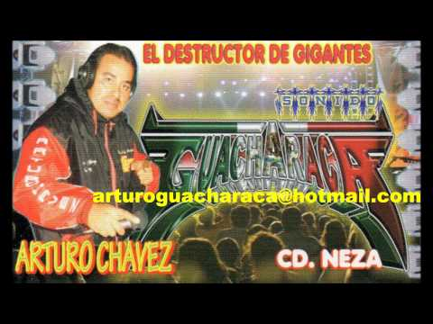 MI PLEGARIA CUMBIA SONIDO GUACHARACA CD NEZA ARTURO CHAVEZ