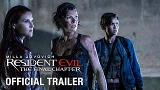 Resident Evil: The Final Chapter - Teaser Trailer