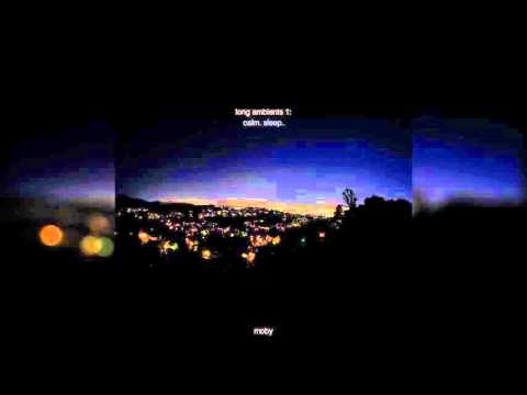 Moby - Long Ambients 1: Calm. Sleep. (2016) Full Album Mp3