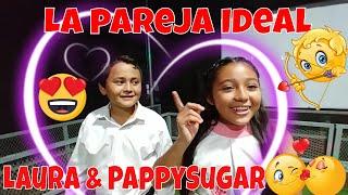 Triunfó el amor😍 Laurita y PappySugar arrazaron👏 Que fea la actitud de Nayeli🙄 Retos. Parte 13