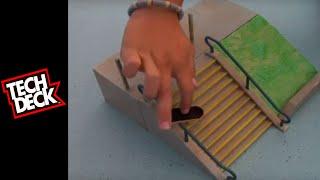 Tech Deck Tutorials: Basic Street Tricks