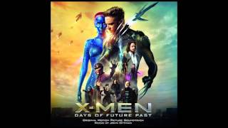 02. Time's Up - X Men Days Of Future Past Soundtrack