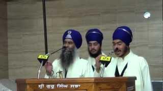 Bhai Mahal Singh Ji At Malton Guru Ghar Part 13
