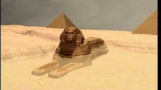 Mystery of the Sphinx - Simulation(music Fritz Heede)