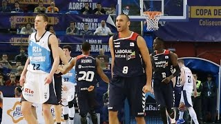 Adam Hanga's great night vs. Real Madrid (Euroleague TOP 16)