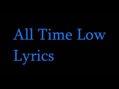 Jon Bellion - All Time Low Lyrics
