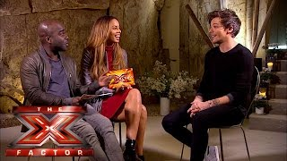 Directioners! Relive Louis Tomlinson's Judges' Houses chat! | The Xtra Factor 2015