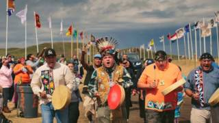 AN ANTHEM FOR STANDING ROCK - Water to Fire