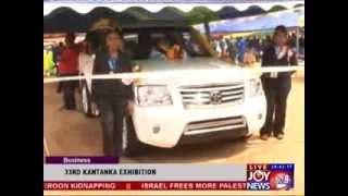 The 33rd Technology Exhibition of Apostle Dr Kwadwo Safo Kantanka (2013)