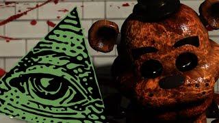 Five Nights At Freddy's 3 Teaser | ILLUMINATI?