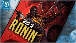Who Is Marvel's Ronin?