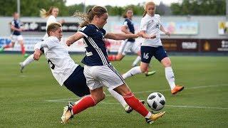 HIGHLIGHTS | Scotland 2-1 Belarus | Scotland Women