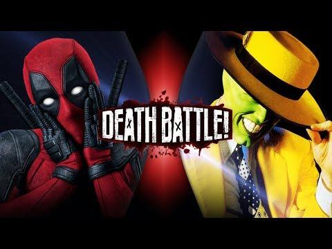 Deadpool VS Mask Marvel VS Dark Horse DEATH BATTLE