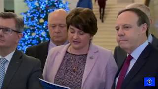Brexit fallout: chaos as the DUP wrecks Theresa May