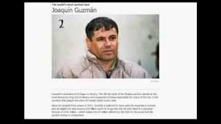 Top 10 most wanted criminals in the world (After osama bin laden death)