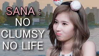 OH MY GOD! 😱😱10 Minutes of TWICE Sana Clumsy Moment !!! 귀여운 바보 사나 サナ
