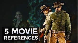 The Witcher 3 - 5 Movie References
