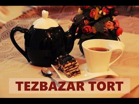 TEZBAZAR TORT *Быстрый торт* Kolay ıslak kek tarifi - DADLI-DADLI - By RJ Yaqut