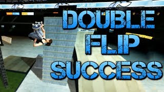 Skate 3 - Part 16 | DOUBLE FLIP SUCCESS | Skate 3 Funny Moments