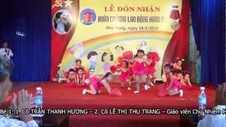 Trường Mầm Non Hồng Bàng - CƯỜI LÊN BẠN NHÉ ! (Full HD)