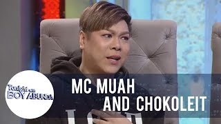TWBA: MC Muah shares his unforgettable experience about loving someone